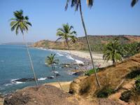 Пляж Калангут - Рай на земле
